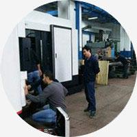 根据客户的生产工艺流程来定制