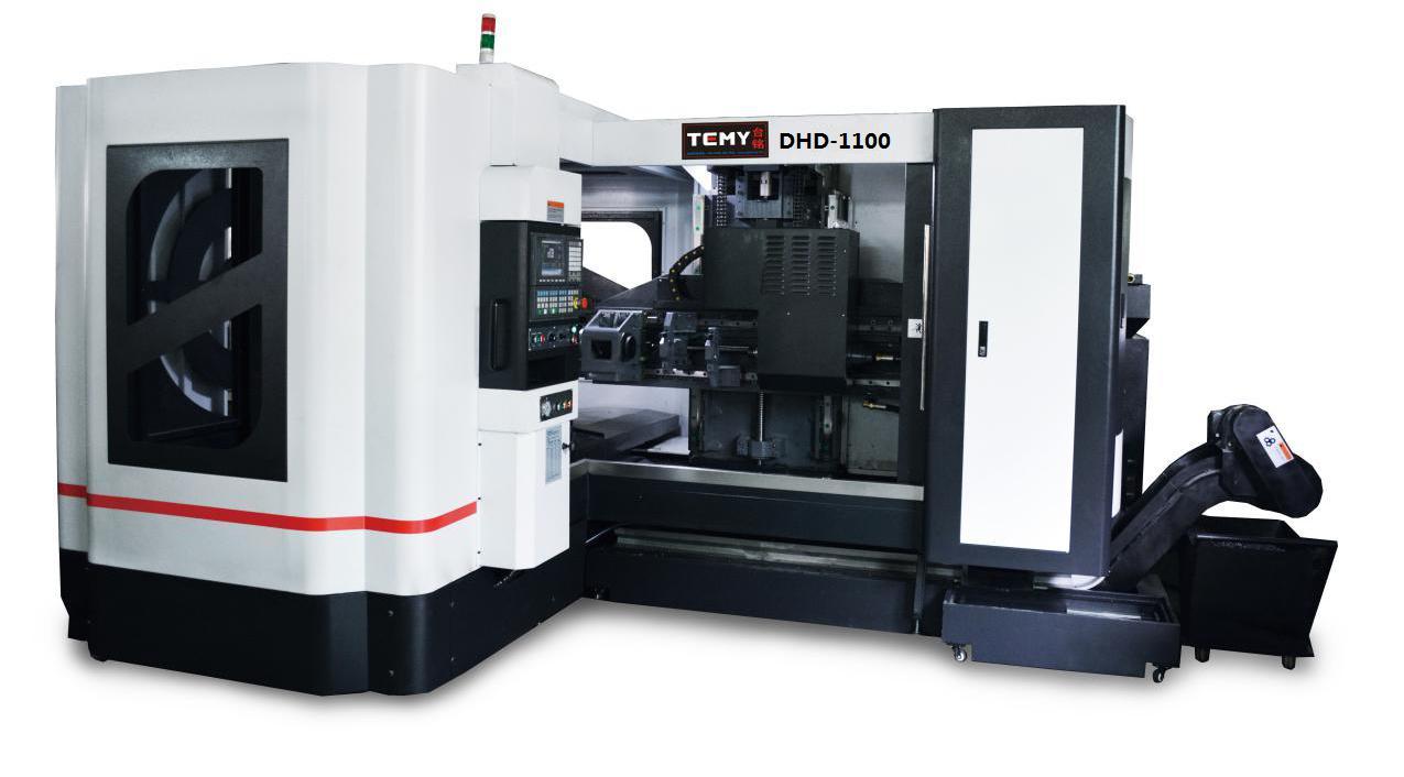 DHD-1100数控深孔钻床